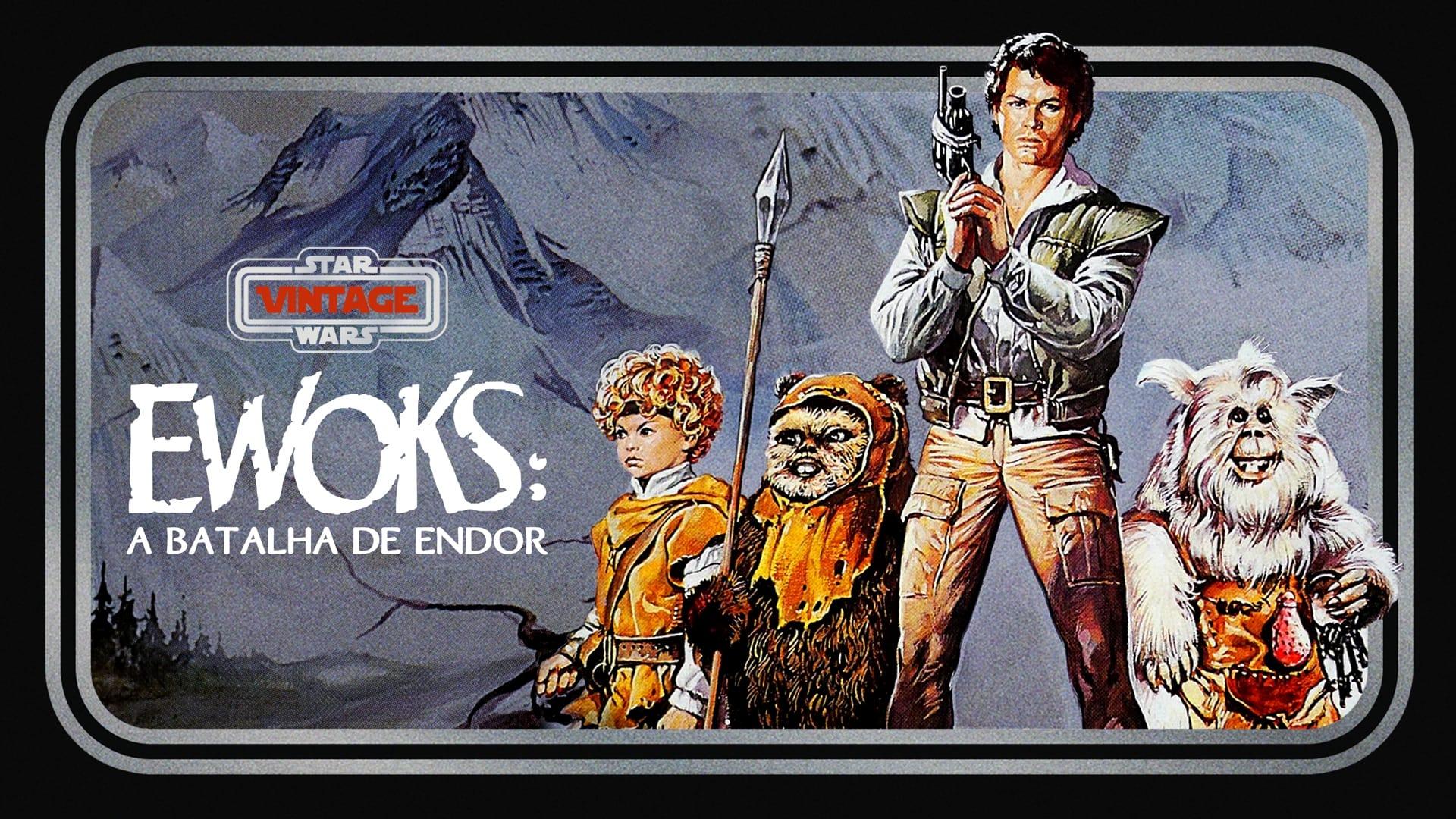 Star Wars Vintage: Los Ewoks - La Batalla de Endor
