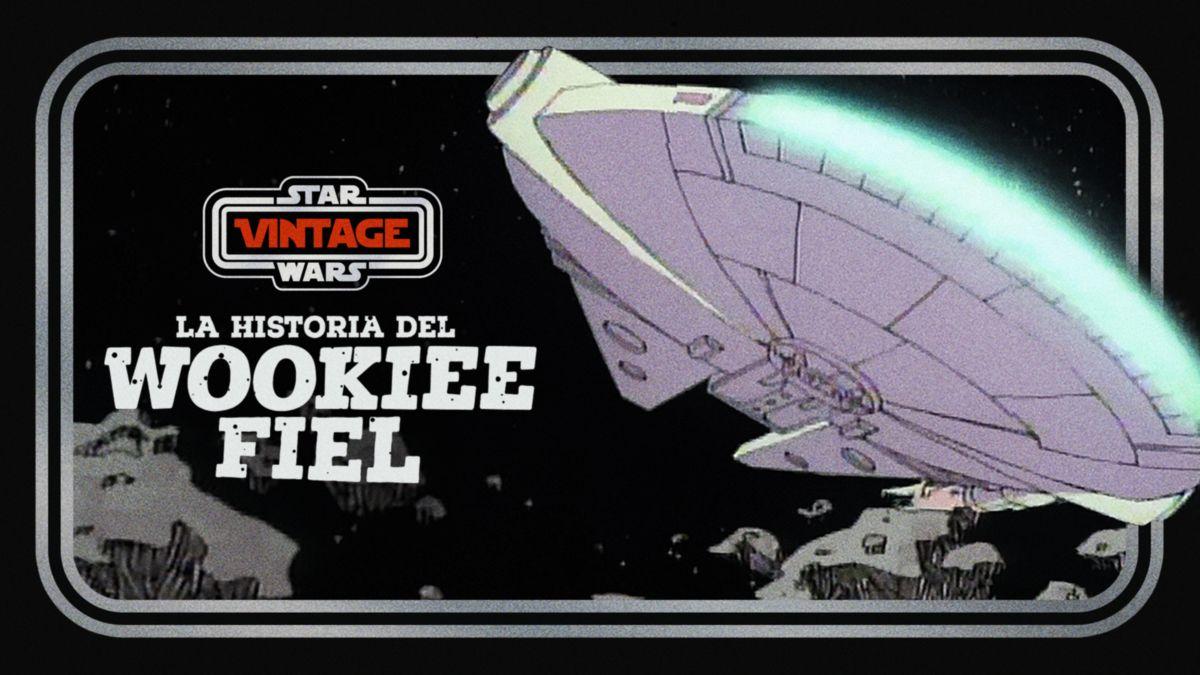 Star Wars Vintage: La historia del wookiee fiel