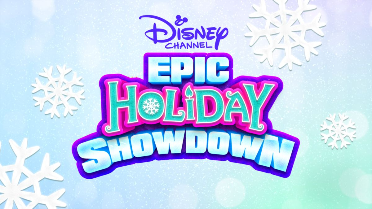 Disney Channel's Epic Holiday Showdown