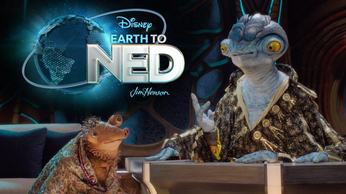 Earth To Ned en Disney Plus