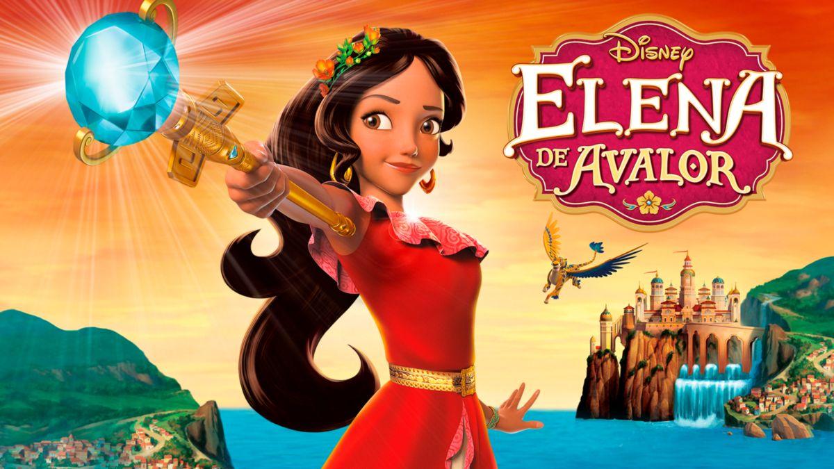 Elena de Avalor en Disney+