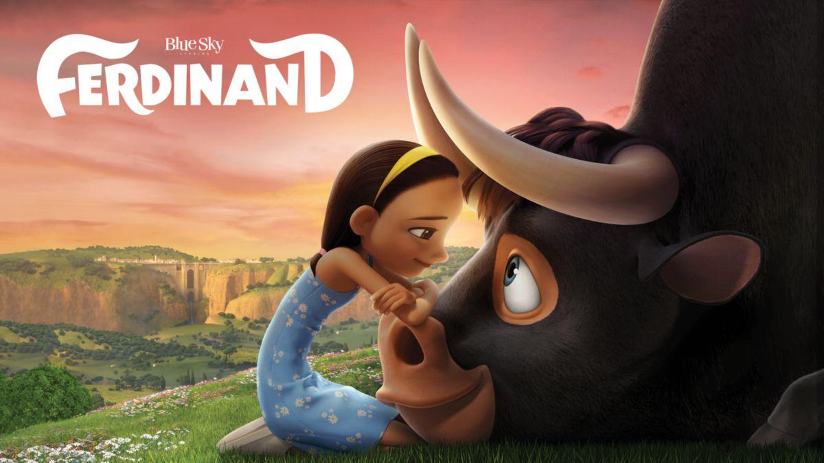 Ferdinand en Disney Plus