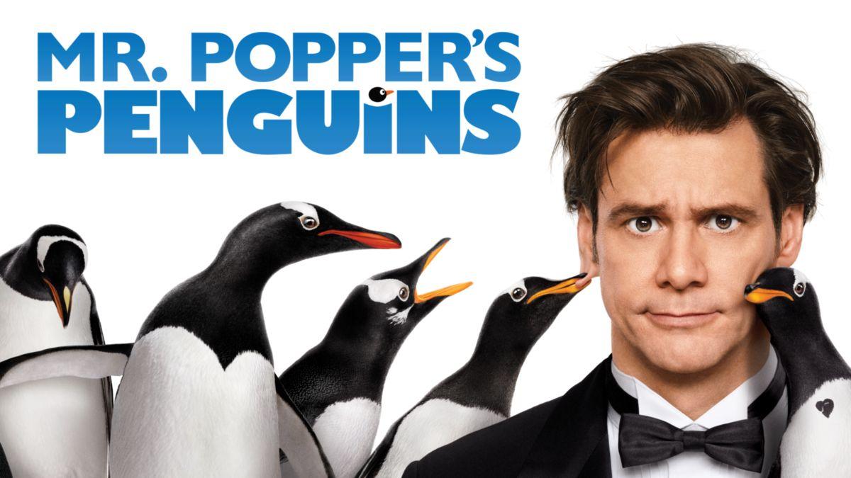 Mr. Popper's Penguins se estrena en Disney+