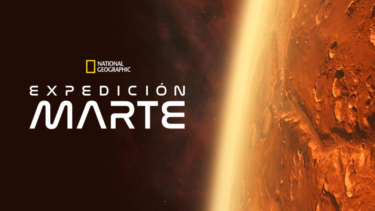 Expedición Marte