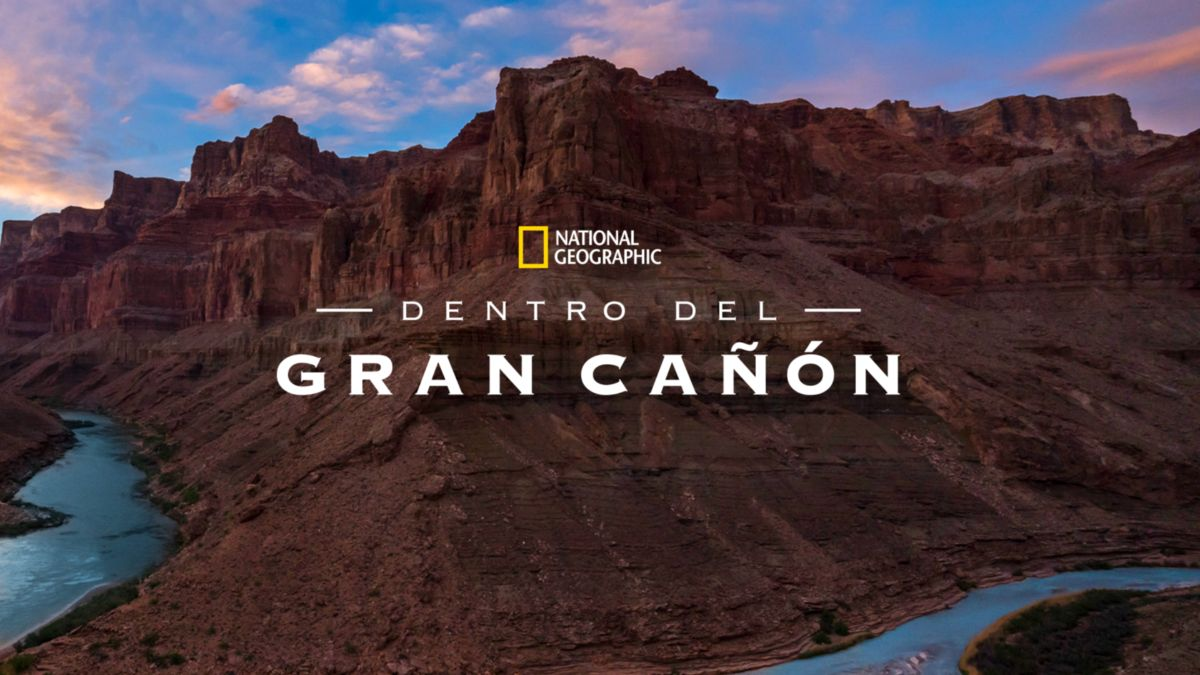 Dentro del Gran Cañón
