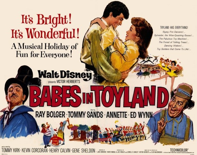 Babes in Toyland - Disney+ Películas Live Action