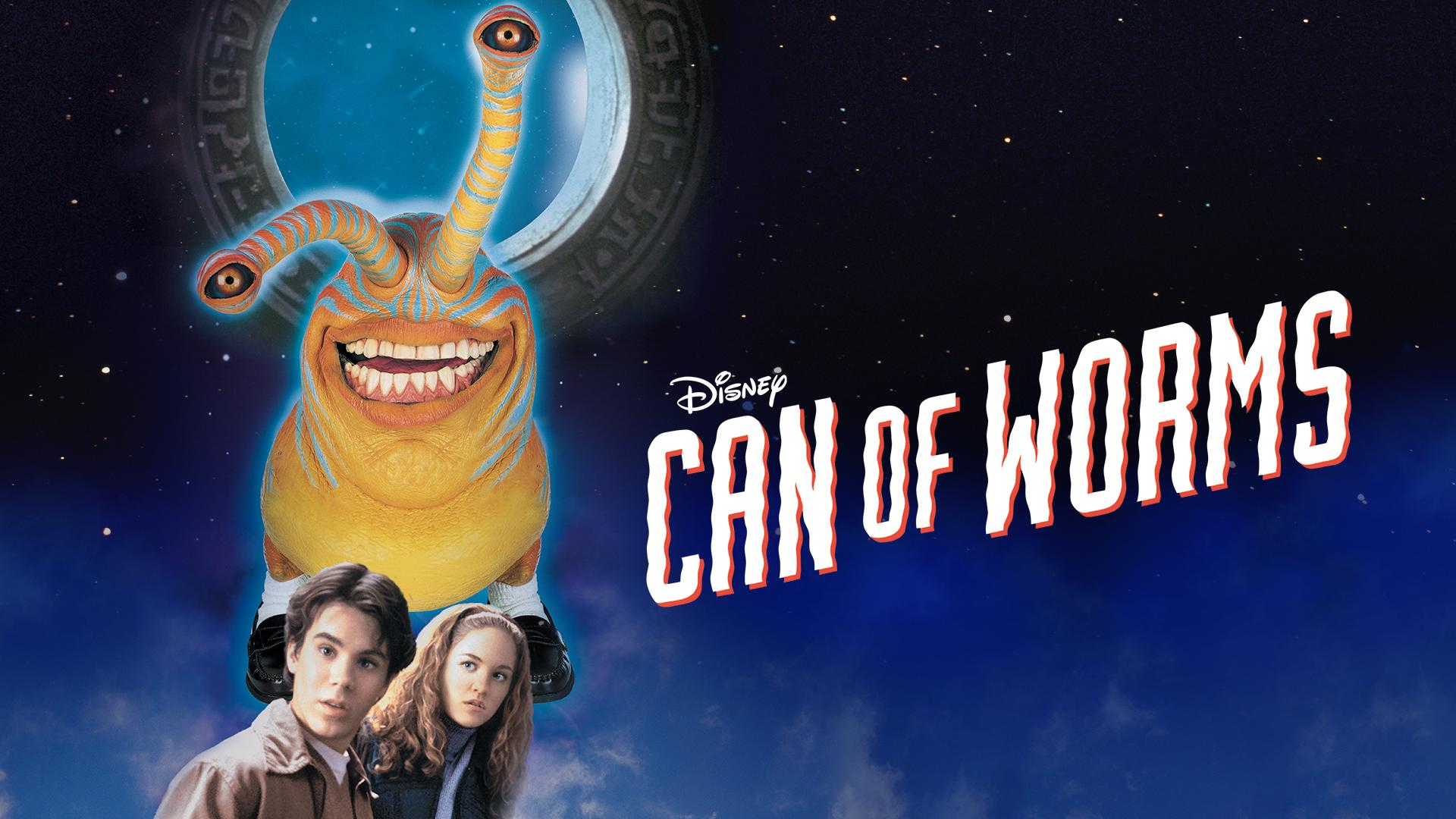Can of Worms, 1999 - Disney+ Películas Live Action