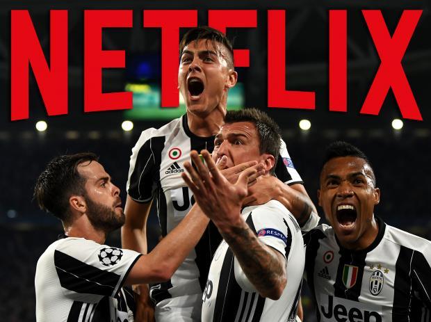 El documental de Juventus llega a Netflix en enero de 2018