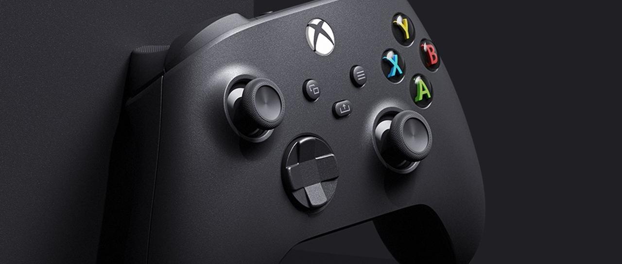 Control de la Xbox Series X