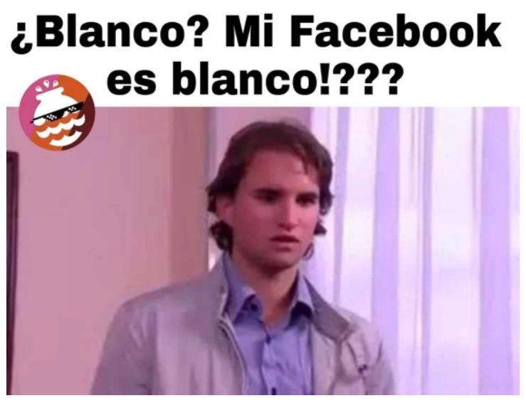 Memes del modo oscuro de Facebook