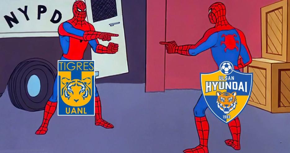 Memes de Tigres vs... ¿Tigres?