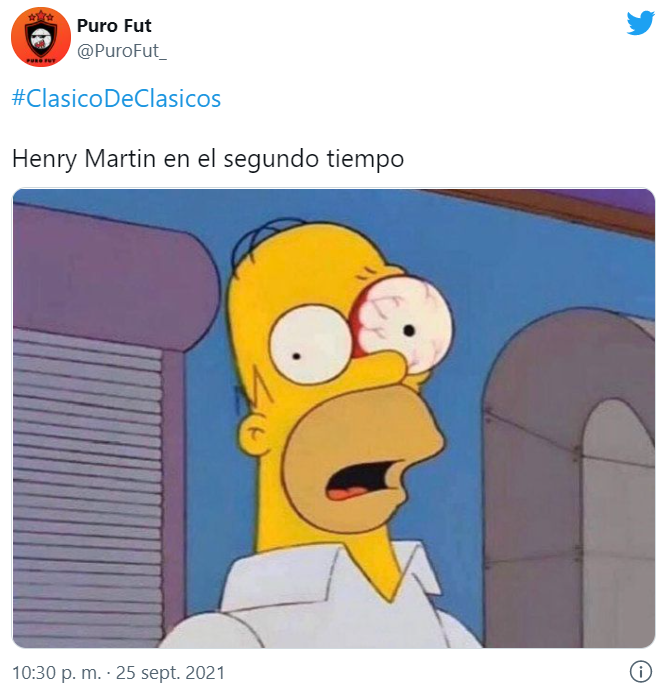 Memes del Clásico Nacional y toda la Jornada 10 de Liga MX