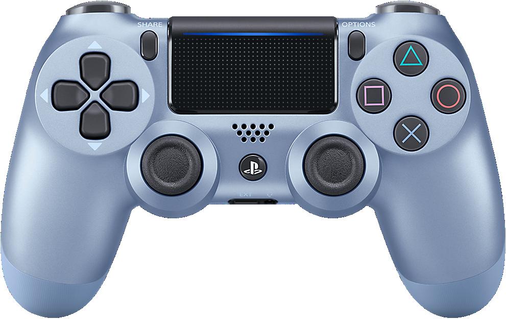 Control Dualshock 4 Azul Titanio