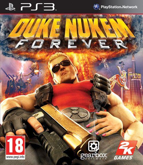 Desarrollo más largo de un videojuego, Duke Nukem Forever