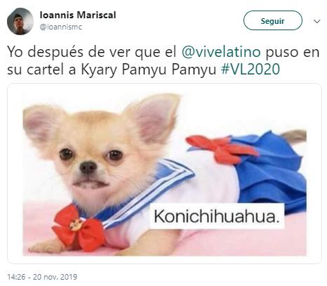 Memes del Vive Latino 2020