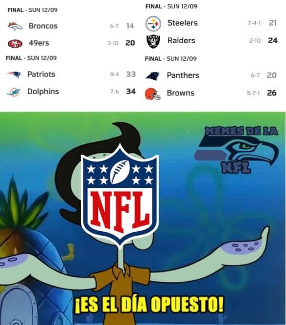 NFL, Semana 14