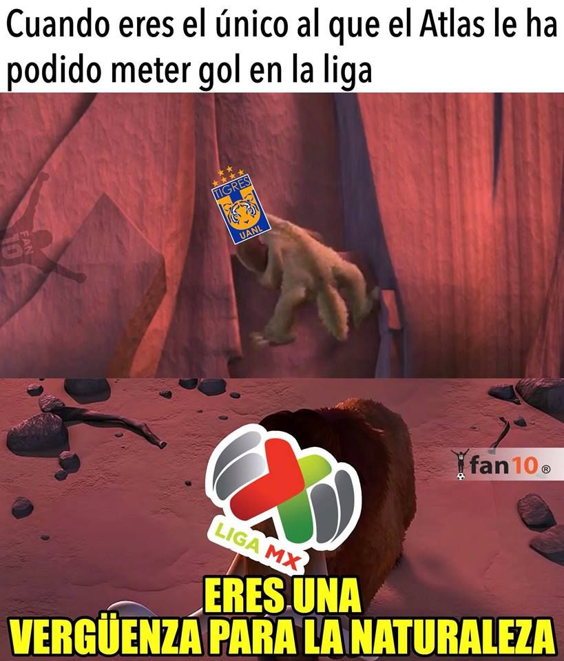 memes Jornada 8 Liga MX