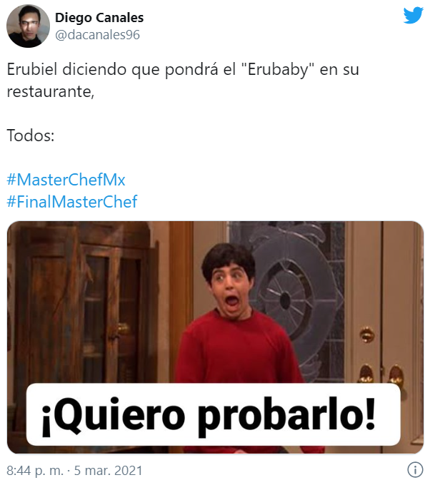 Memes del final de Máster Chef