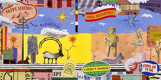 Paul McCartney– Egypt Station