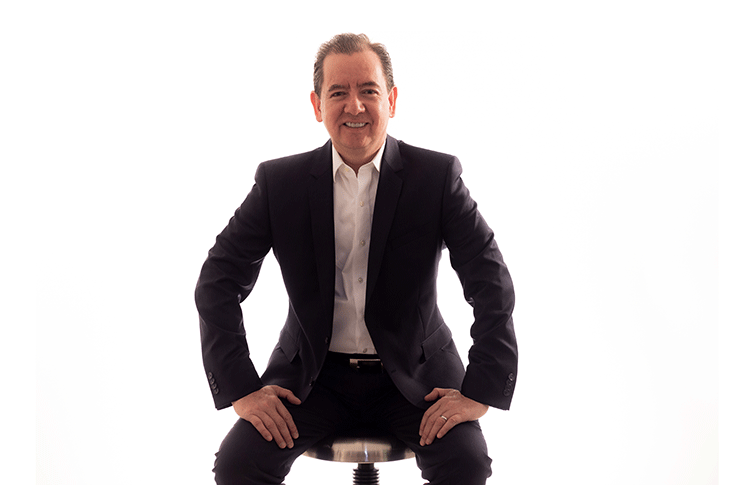 Martín Borjas, Country Manager de Citrix México
