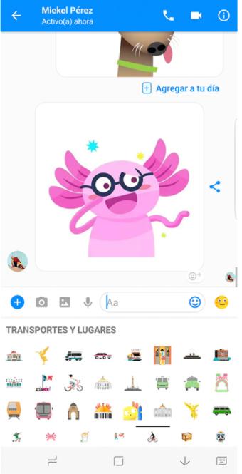 Emoji Keyboard by CDMX para Android