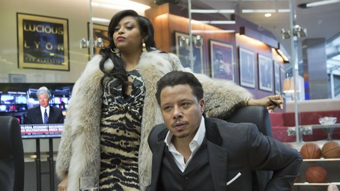 Empire, Cookie y Lucious