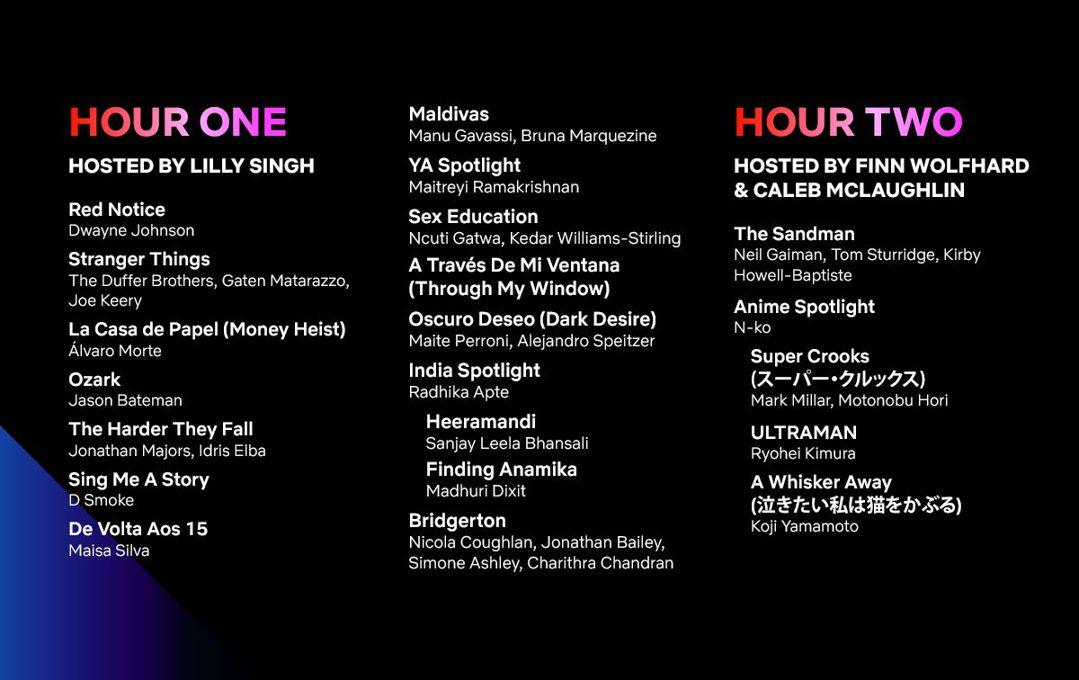 TUDUM: Todas las noticias del primer evento mundial de Netflix