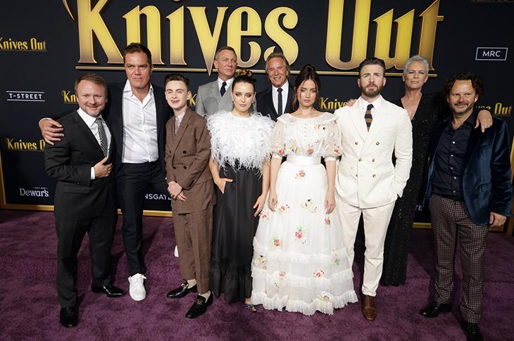 Premiere en Los Ángeles de Entre Navajas y Secretos