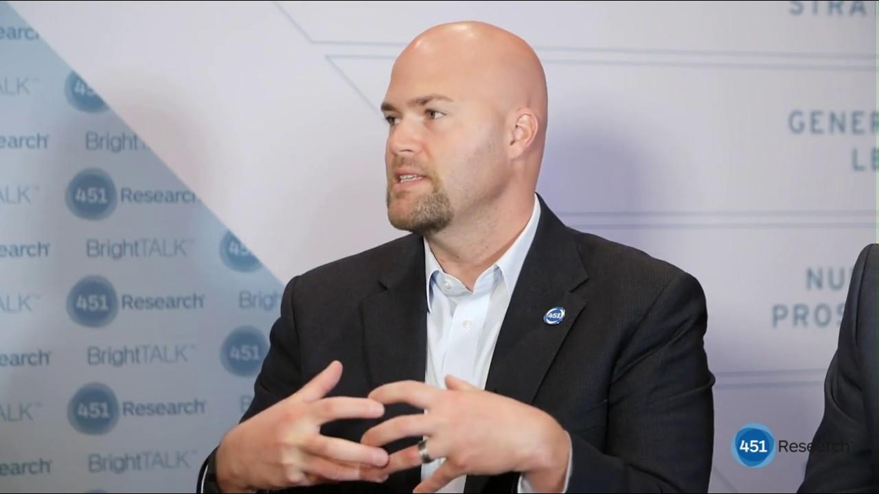 Dan Thompson, Director de Investigación, 451 Research