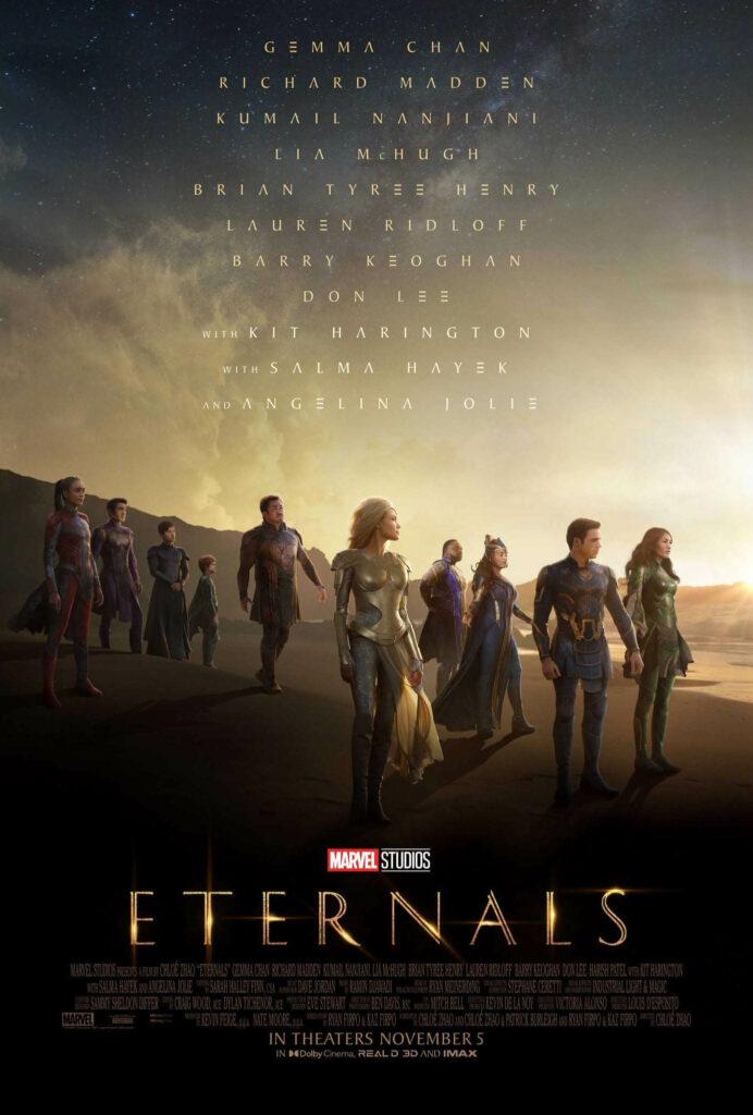The Eternals de Marvel Studios: galería interactiva del elenco, fecha de estreno y sinopsis