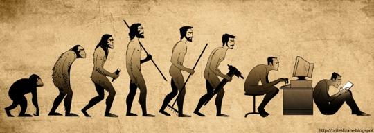 Evolución de la computadora