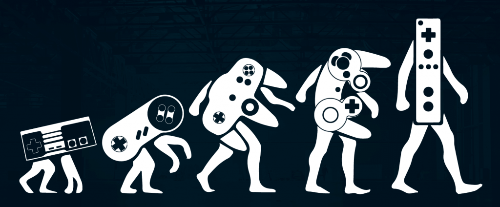 Evolución gamer