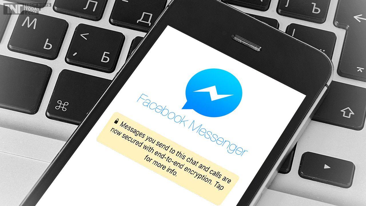 Facebook Messenger con cifrado extremo a extremo