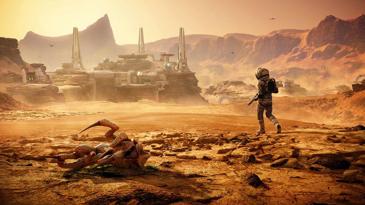 """Visita Marte y detén a los alienígenas con Far Cry 5"""""""