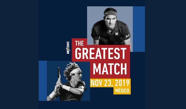 Roger Federer vs Alexander Zveren Mexico