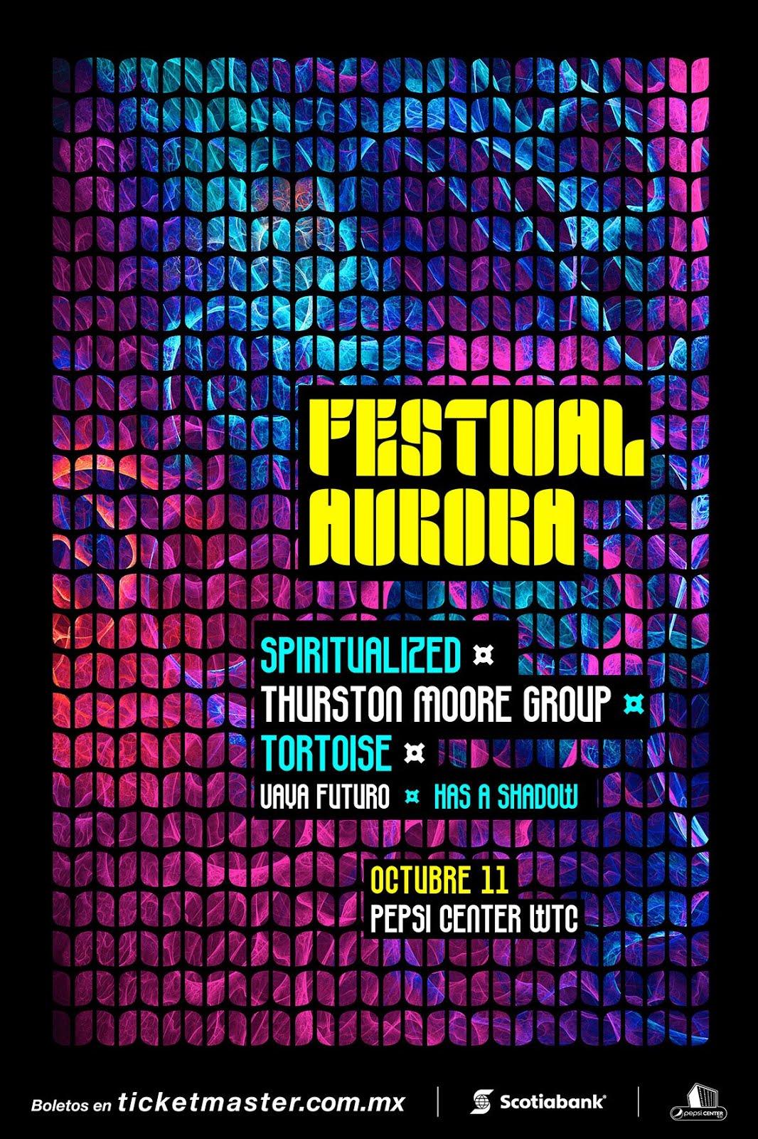 Cartel oficial del festival