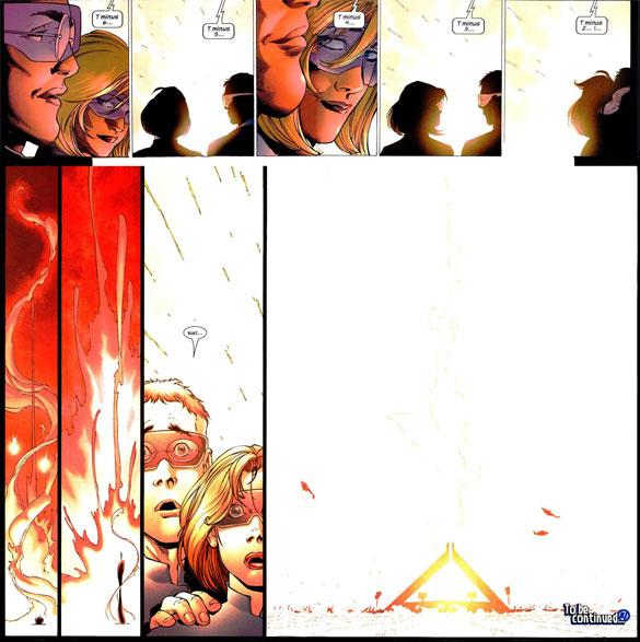 Origen de los Cuatro Fantásticos