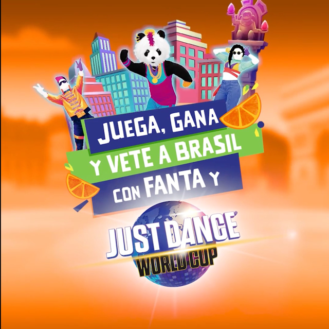 Final mexicana de la Just Dance World Cup