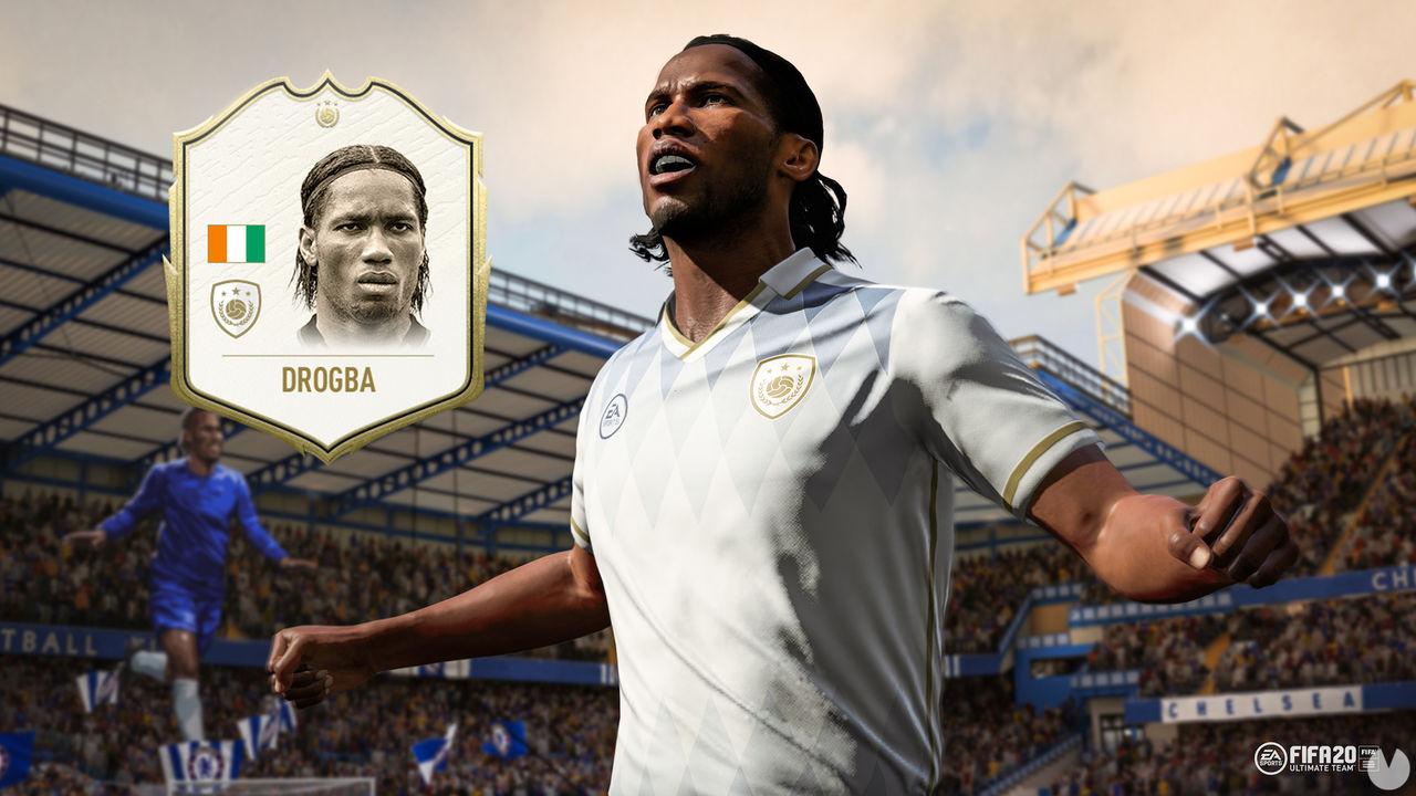 FIFA 20 traerá Ultimate Team con novedades y sorpresas como la llegada de Drogba