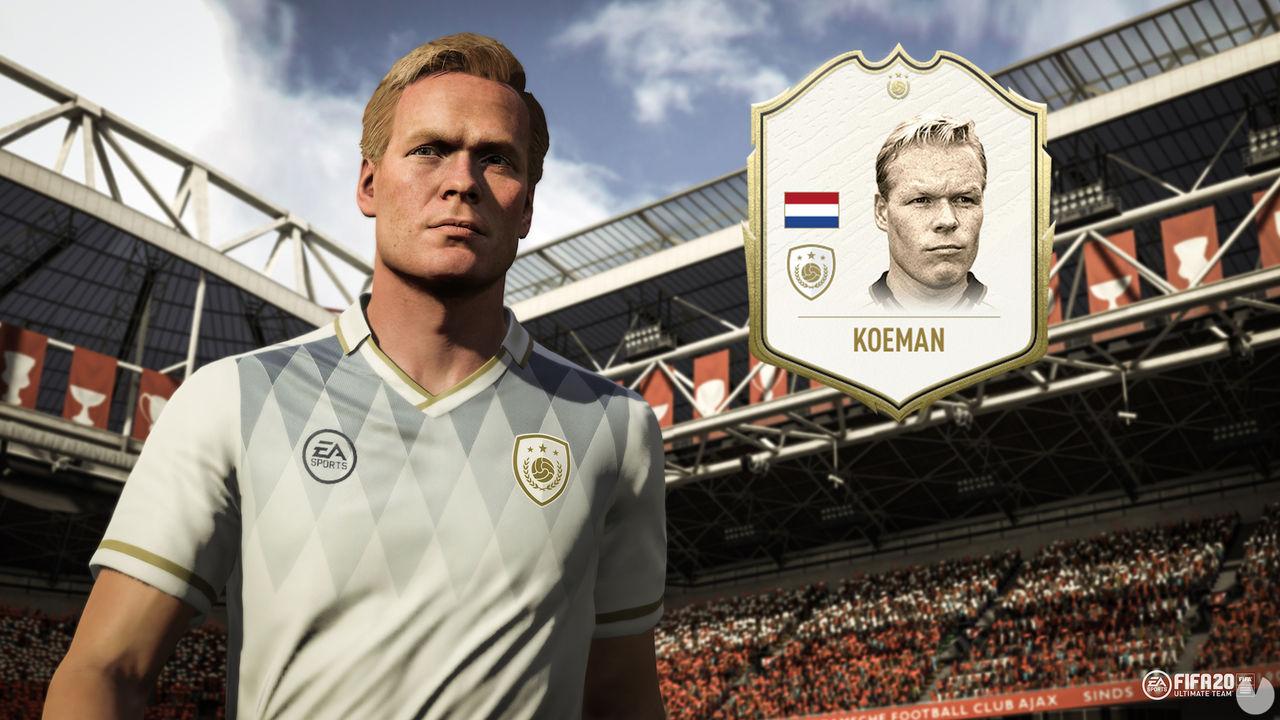 FIFA 20 traerá Ultimate Team con novedades y sorpresas como la llegada de Koeman