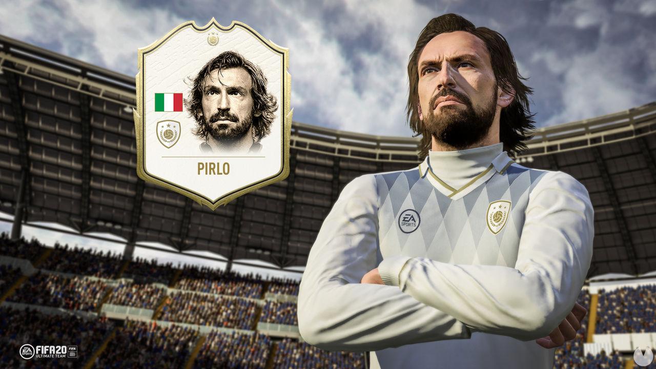 FIFA 20 traerá Ultimate Team con novedades y sorpresas como la llegada de Pirlo