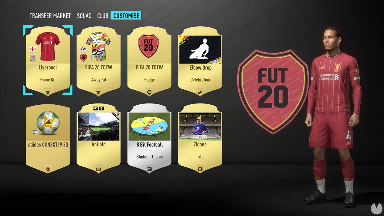 FIFA 20 traerá Ultimate Team y muchas novedades más
