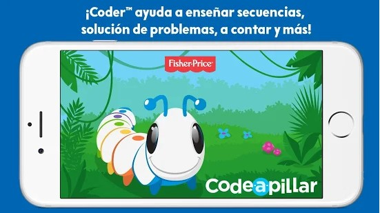 Think & Learn Code-a-pillar
