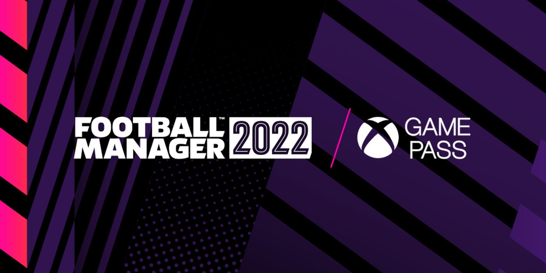 Football Manager 2022 llegará gratis a Xbox Game Pass
