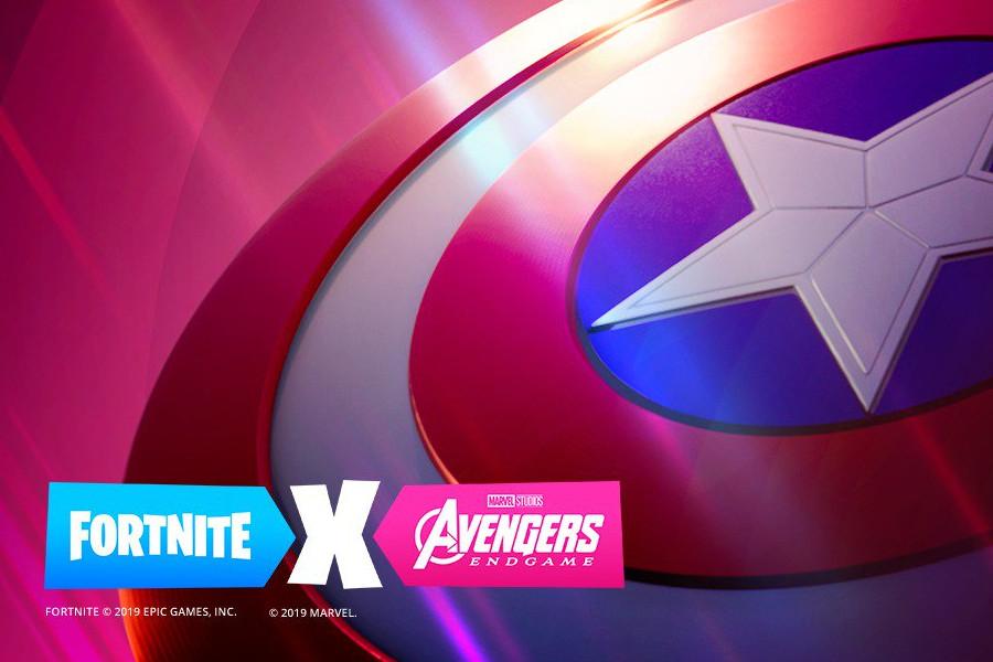 Fortnite y Avengers: Endgame