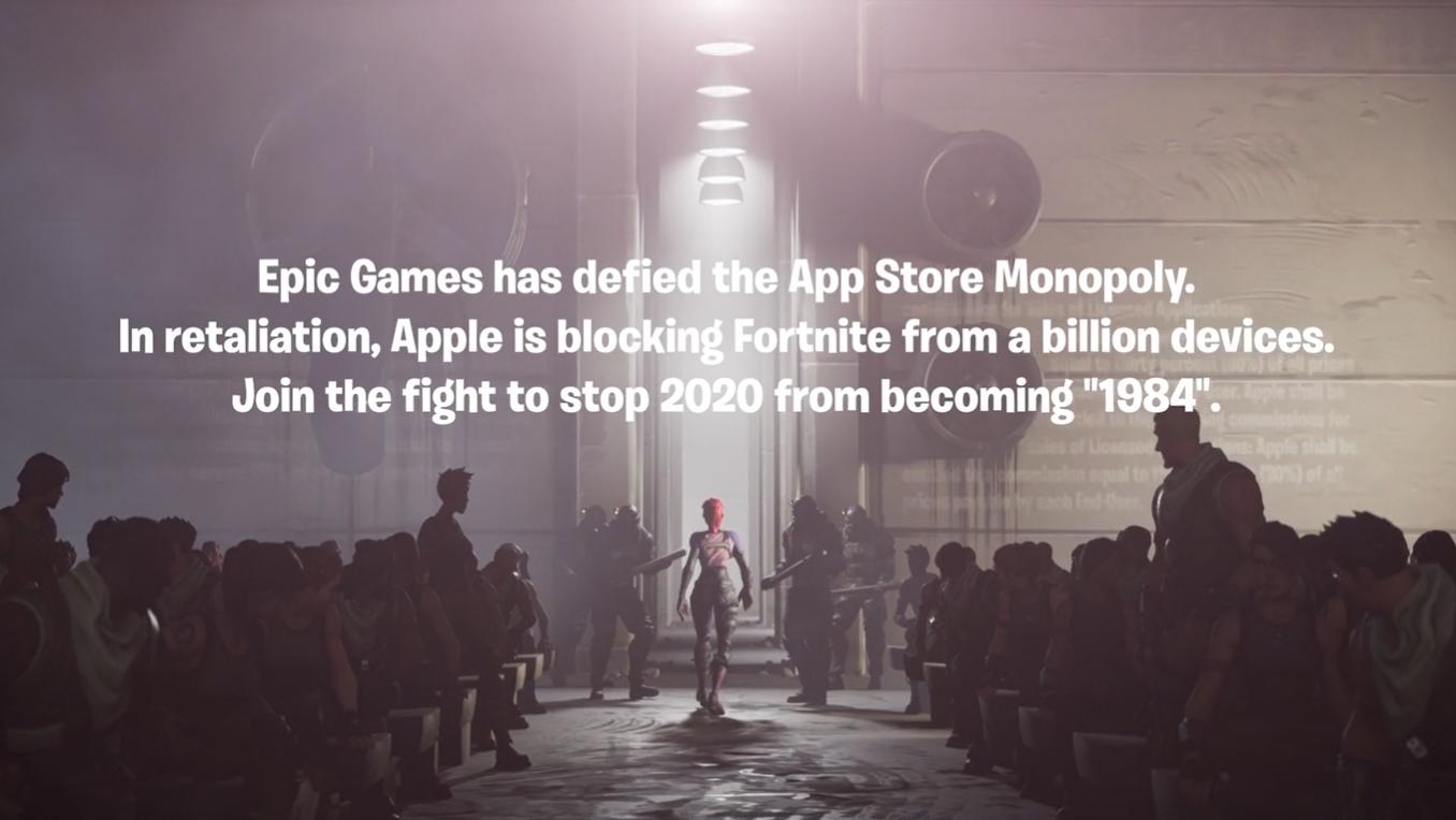 Fortnite: Epic demanda a Google y Apple |PandaAncha.mx