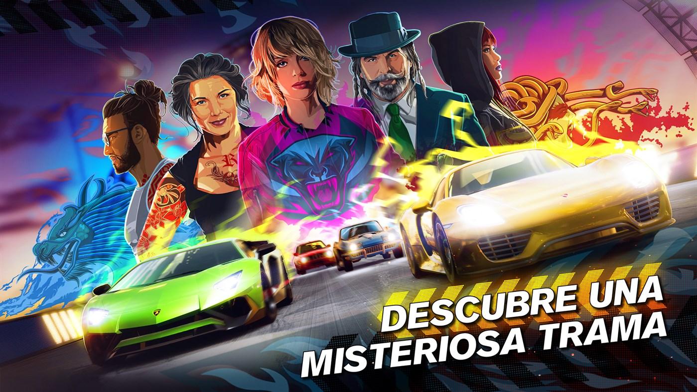 Forza Street llega a dispositivos iOS y Android en mayo.