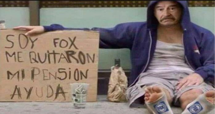 fox pension memes