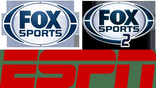 Fox Sports   Fox Sports 2   ESPN