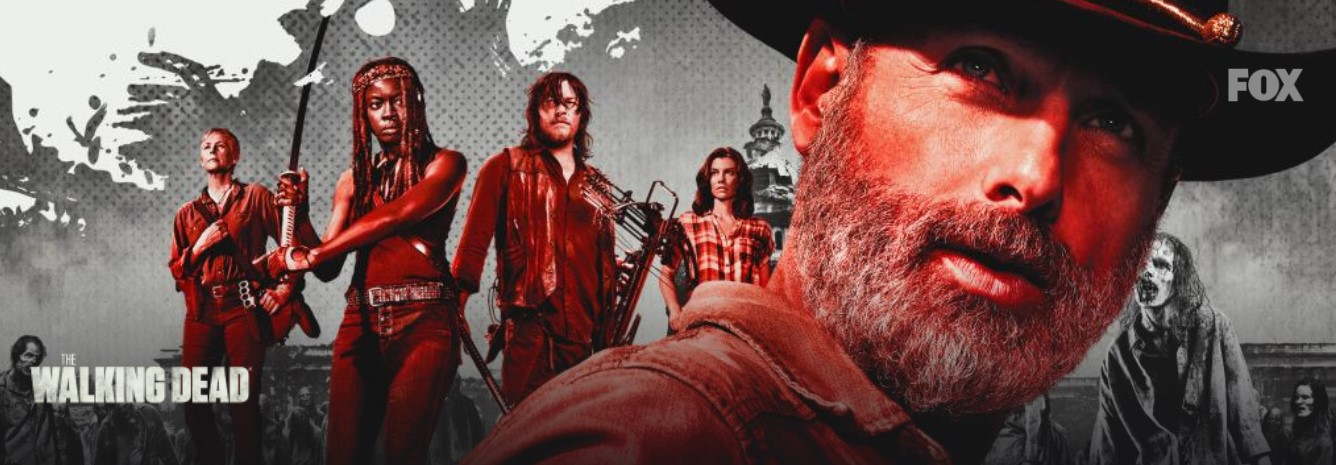 The Walking Dead en Fox Premium